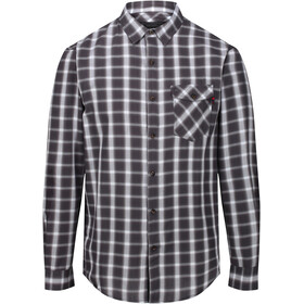 Regatta Lonan Longsleeve Shirt Heren, seal grey